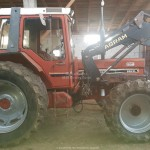 Tractor Case IH 956 XL, 95 CP, 4x4, import 2019, incarcator