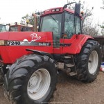 Tractor Case IH MAGNUM 7240 PRO, an 1999, AC, 4x4, import